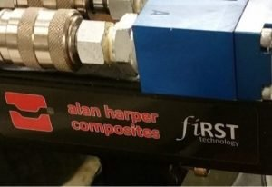 Alan Harper Composites manufacturing solution reduces time spent